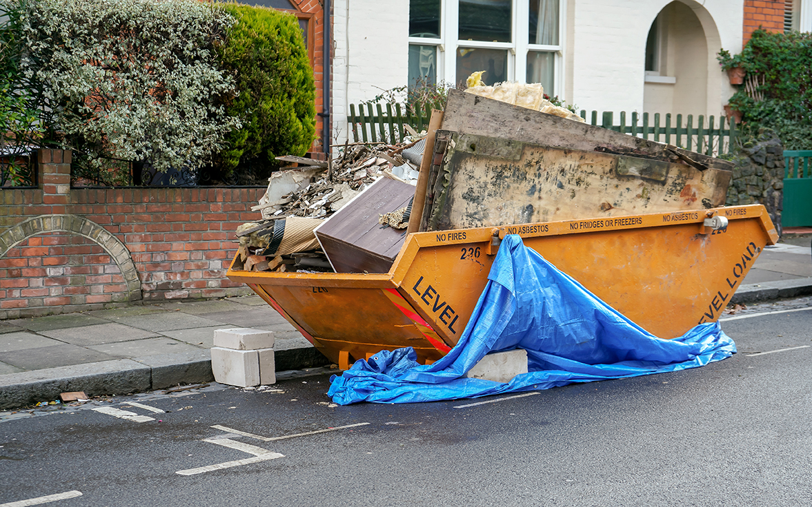 Builders Skips in Sheffield